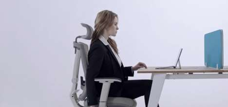 Elegant Ergonomic Chairs