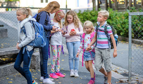 Youth Traffic Apps - The Norwegian Traffic Agent Safe Street Design App Utilizes Children's Input