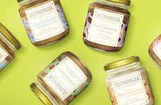 Alternative Nut Butter Jars
