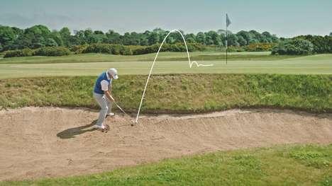 Interactive Golfing Videos