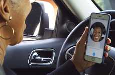 Driver Verification Selfies - Uber Launched Real-Time Diver Verifications to Reduce Fraud Attempts