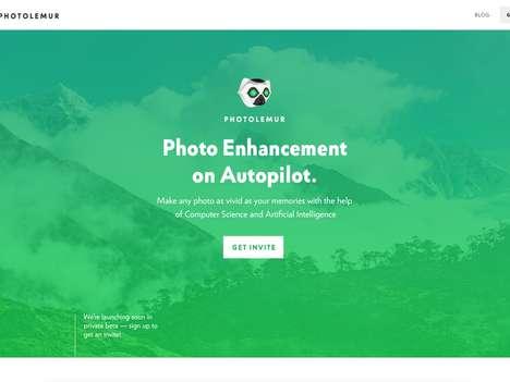 AI Photo-Enhancing Software