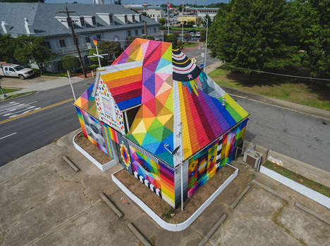 This City-Wide Art Initiative in Arkansas Creates an Outdoor Gallery