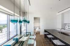 Family-Accommodating Hotel Rooms - The Edition Hotels Miami Beach Hotel Received a Modern Upgrade