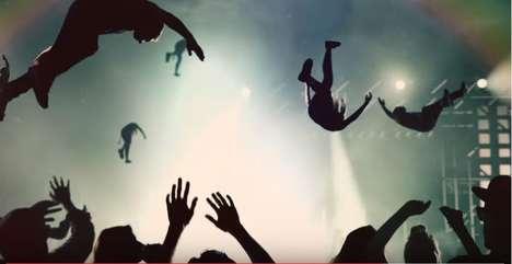 Zero Gravity Dance Parties