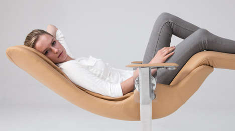 Luxurious Weightless Chairs
