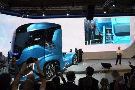Emission-Free Concept Trucks