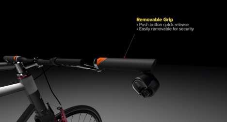 Haptic Cycling Lights