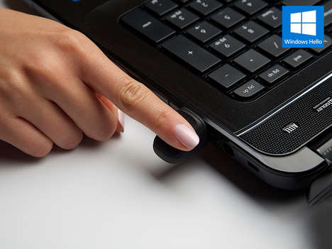 Peripheral PC Fingerprint Scanners