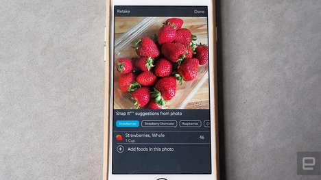Photographic Meal-Tracking Apps - 'Lose It' Logs Users' Meals By Registering Their Pictures