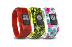 Children's Fitness Wearables - Garmin's Vivofit Jr. is for Kids Ages Four to Nine
