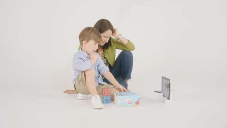 Children's Language Games - Ligumi Play Teaches Children Languages with Augmented Reality Toys