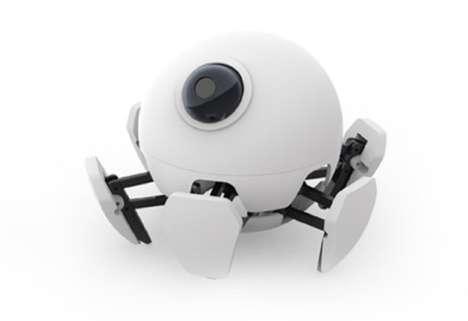 Adorable Arachnid Robots