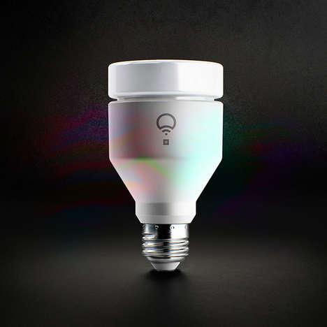 Infrared Smart Light Bulbs