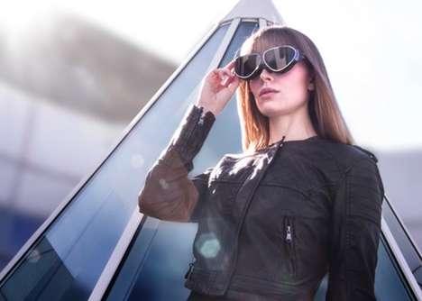 Enhanced Portability VR Glasses
