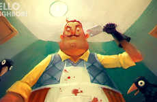 Machine Learning Video Games - The Bad Guy in 'Hello Neighbor' Learns from Players' Mistakes