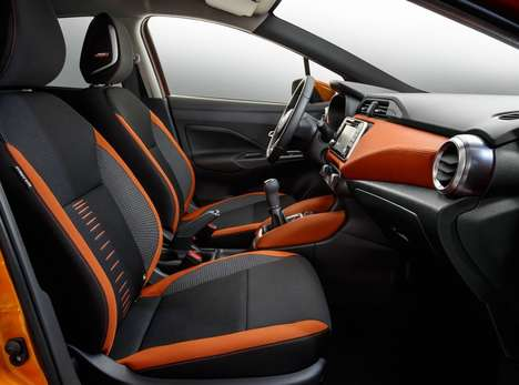 Smart Subcompact Cars - The Nissan Micra Gen5 Features Premium Driver-Assist Technologies