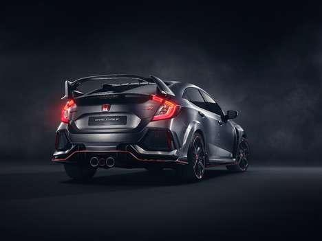 Winged Hatchback Concepts