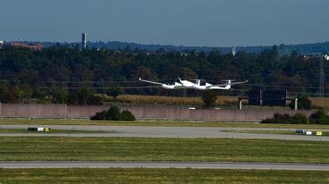 Hydrogen Fuel Cell Aircraft