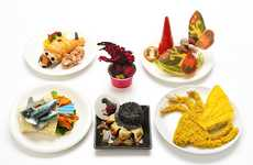 Monstrous Cafe Menus - Japan's Namja Town Indoor Amusement Park Features a Godzilla-Themed Menu