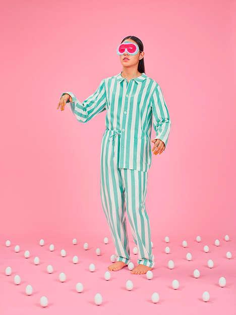 Peculiar Pajama Lookbooks