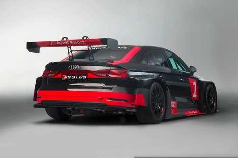 Aggressive Race Cars