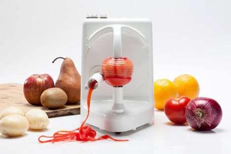 Fruit Skin-Removing Appliances