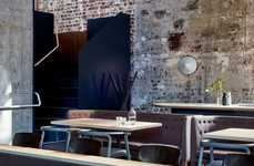 Power Station Restaurants - Melbourne's Higher Ground Cafe and Eatery is a Former Industrial Site