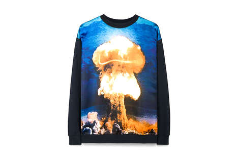 Celebratory Designer Sweaters