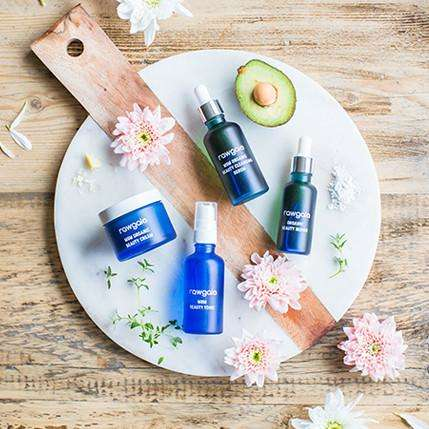 Nutrient-Rich Skincare Collections