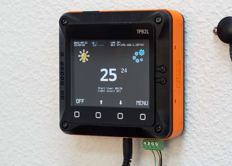Infrared Air Conditioner Controllers