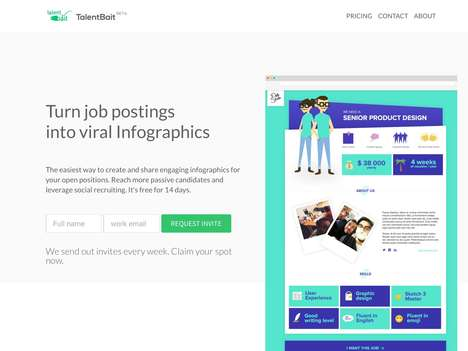 Job Listing Infographic Generators