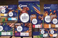 Fresh Pet Food Products - These Pet Foods Offer a Large Range of Nutritious and Flavorful Food Items