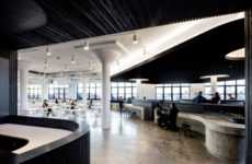 Expansive Pillared Offices