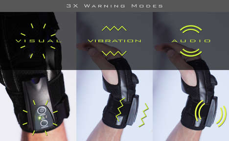 Wearable Wrist Stabilizers - The Neurosplint Assesses Wrist Posture and Offers High-Tech Feedback