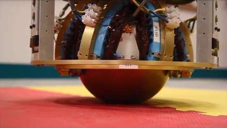 Magnetic Omnidirectional Robots