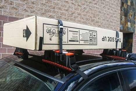 Compact Cargo Car Racks