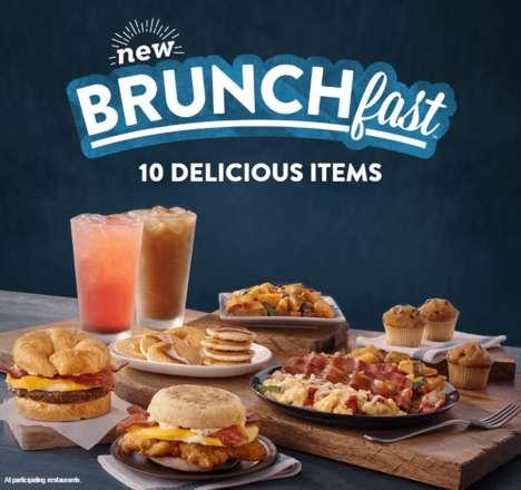 Fast Food Brunch Menus