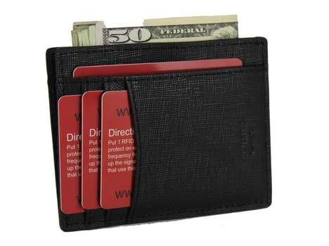 Stylish Anti-Theft Wallets