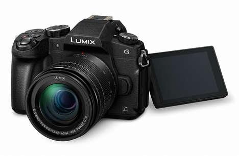 Splash-Proof 4K Cameras