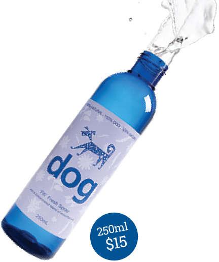 Aromatic Pet Sprays