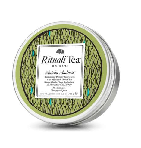 Tea-Inspired Skincare Collections - Origins' 'RitualiTea' Takes Inspiration from Tea Rituals