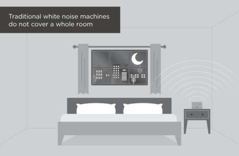 Sound-Blanketing Sleep Systems