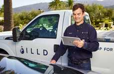 Luxury Vehicle Fuel Deliveries - Bentley Partnered with Filld to Provide Gas Delivery for Drivers