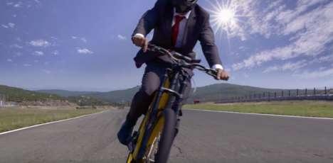 Range-Roving E-Bikes