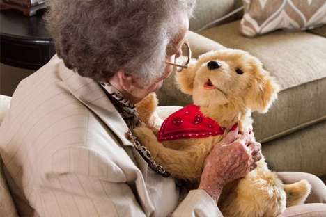 Canine Companion Robots - Hasbro's 'Joy For All' Companion Pets for Seniors Now Includes a Dog