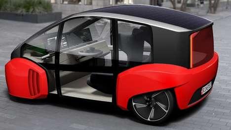 Autonomous Concept Cars