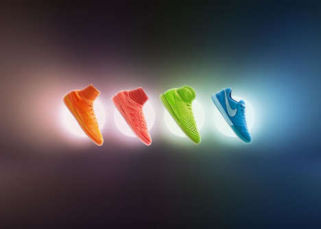 Glowing Soccer Shoes