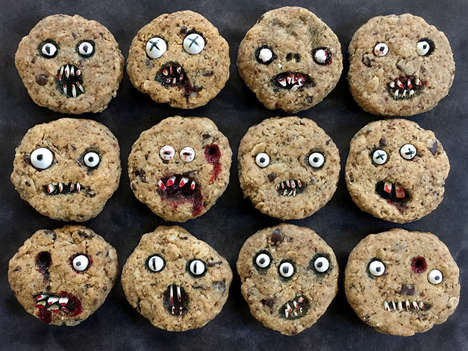 Deliciously Terrifying Cookie Treats