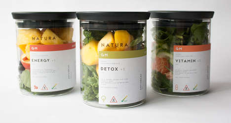 Conceptual GMO Food Brands